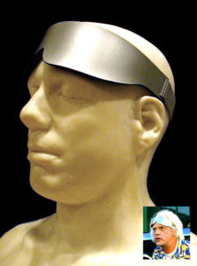 Doc Brown Visors, NBCUniversal Commission